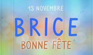 Brice - 13 novembre