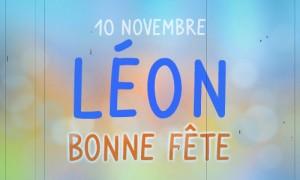 Léon - 10 novembre