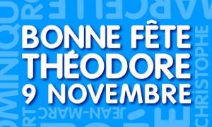 Théodore - 9 novembre