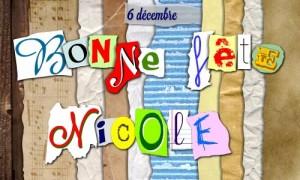Nicole - 6 décembre