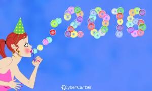 2016 en bulles