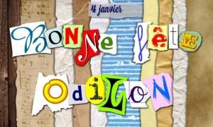 Odillon - 4 janvier