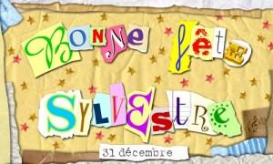 Sylvestre - 31 décembre