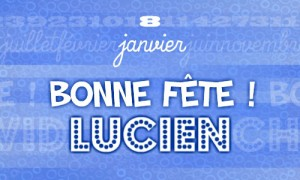 Lucien- 8 janvier