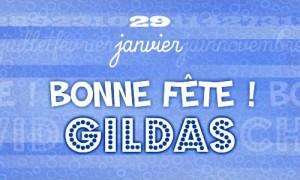 Gildas - 29 janvier
