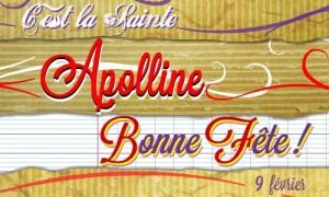 Apolline - 9 février