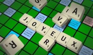 Scrabble anniversaire