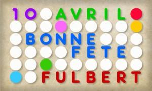 Fulbert - 10 avril