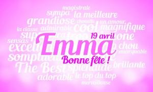 Emma - 19 avril