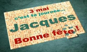 Jacques - 3 mai