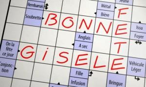 Gisèle - 7 mai