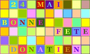 Donatien - 24 mai