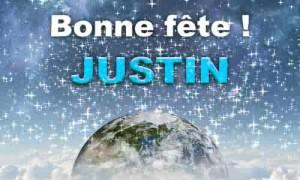 Justin - 1juin