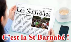Barnabé - 11 juin