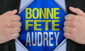 Audrey - 23 juin