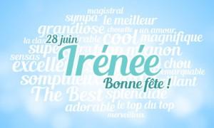 Irénée - 28 juin