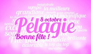 Pélagie - 8 octobre