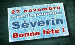 Severin - 27 novembre