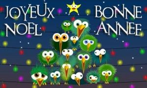 Chorale Oiseaux Noel