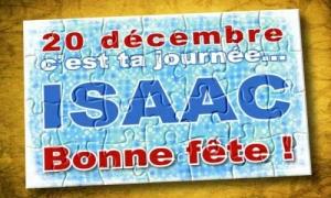 Isaac - 20 décembre