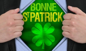 Super saint Patrick