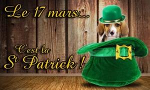 Vive la St Patrick !