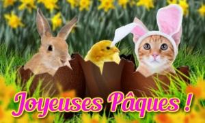 Les surprises de Pâques