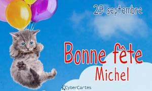 29 septembre - Michel