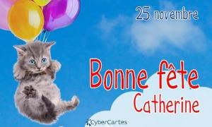 Catherine - 25 novembre