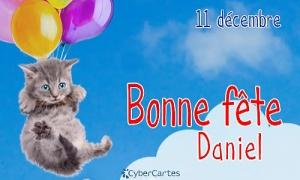 Daniel - 11 décembre