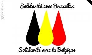 Solidarité avec Bruxelles