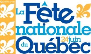 24 juin - Fête nationale du Québec !