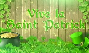 La saint Patrick, ce jour légendaire