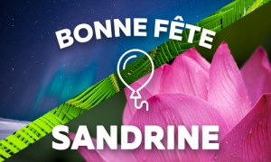 Sandrine - 2 avril