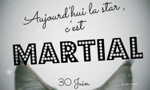 Martial - 30 juin