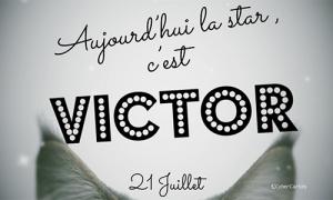 Victor - 21 juillet