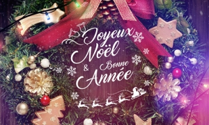 Carte de noel virtuelle gratuite avec photo
