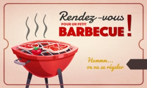 Un petit barbecue ?!