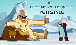 Le Yeti Style