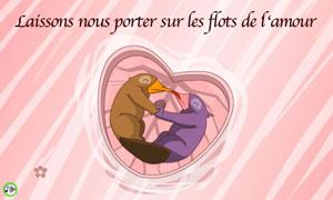 Flots de l'amour