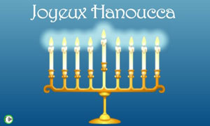Joyeux Hanoucca