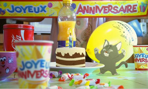 Vive la fête !
