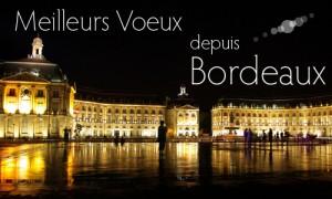 Voeux de Bordeaux