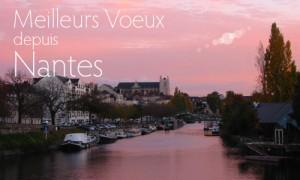 Voeux de Nantes