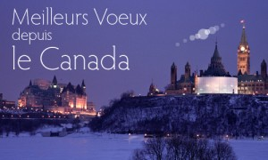 Voeux du Canada