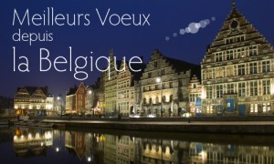 Voeux de Belgique