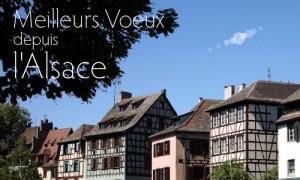 Voeux d'Alsace