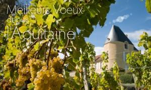 Voeux d'Aquitaine