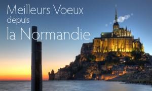 Voeux de Normandie