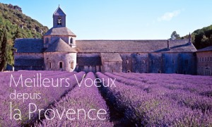 Voeux de Provence